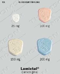 Lamictal dosages