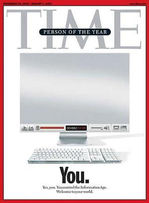Time's 2006 Person of the Year
