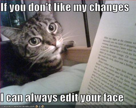LOLcat Editor